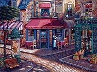 Cafe ' Lamour 500ピースジグソーパズル