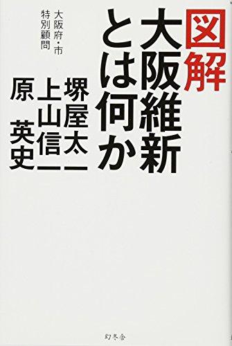 図解 大阪維新とは何かの詳細を見る