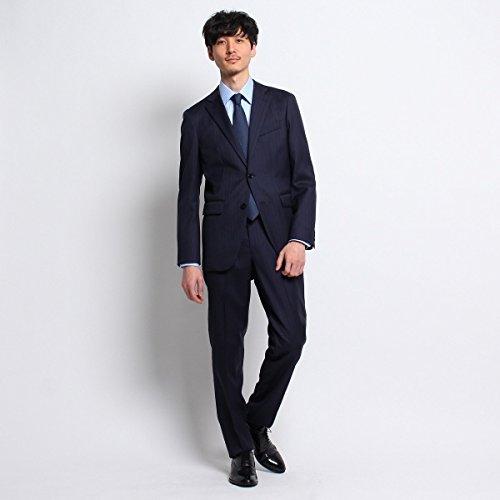 タケオキクチ(TAKEO KIKUCHI) サンクロスシングルスーツ[メンズ スーツ ストライプ]