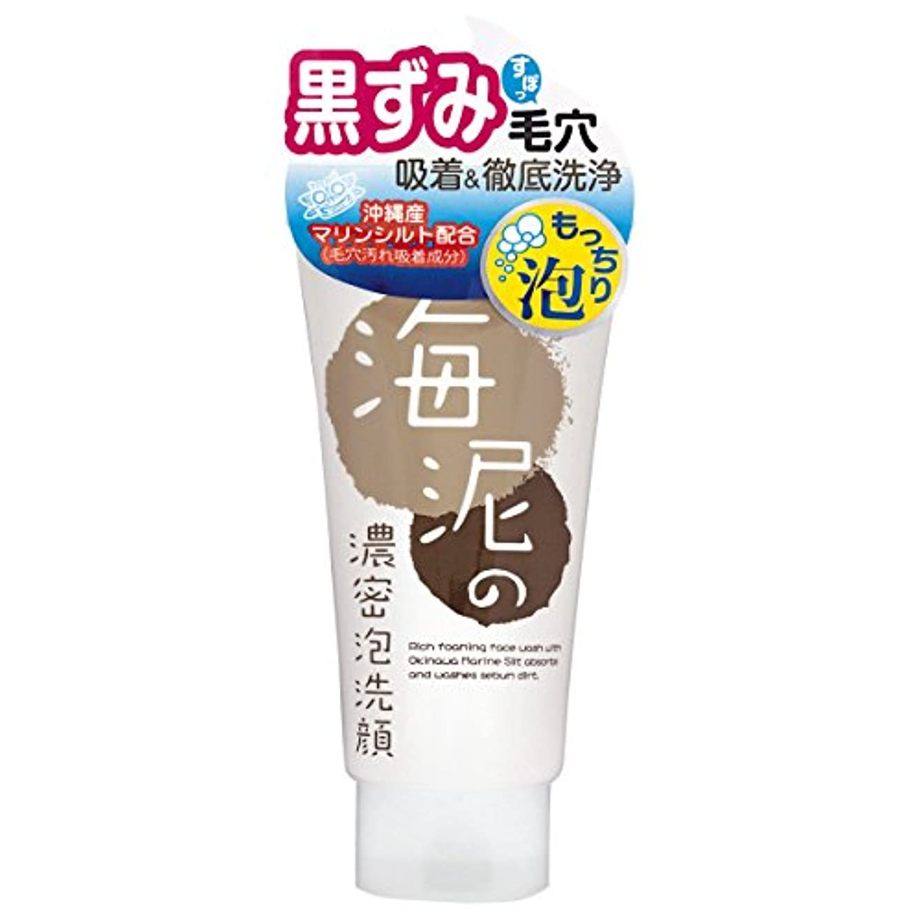 修道院男性前提リアルトライ 海泥の濃密泡洗顔120g