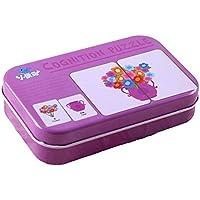 Misrightベビー玩具幼児早期ヘッド開始認識機能カードトレーニングパズル早期教育