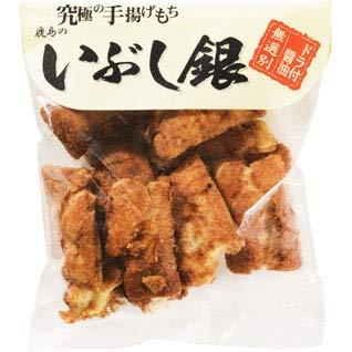 鹿島米菓 いぶし銀 ドラ付き醤油 無選別170g