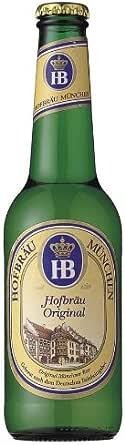 ホフブロイ オリジナル 瓶 330ml×24本
