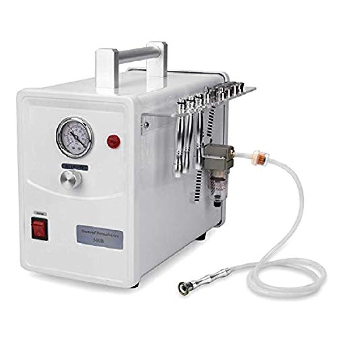 気体の答えテープダイヤモンドマイクロダーマブレーションマシン、rfessionalダーマブレーションダイヤモンド美容機器、フェイシャルケアサロン機器機器家庭用