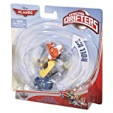 Disney Planes Micro Drifters Skipper, Leadbottom and Dusty Vehicle 3-Pack おもちゃ [並行輸入品]