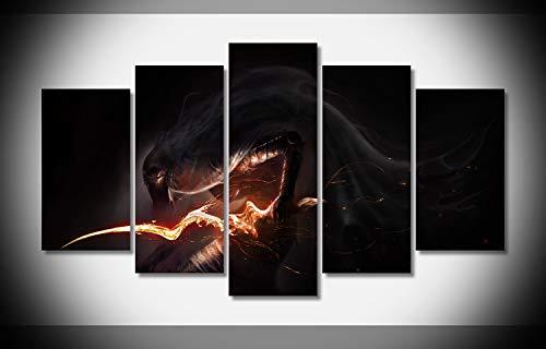 Mcanvas 五枚 Dark Souls III ダークソ...
