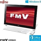 富士通 ESPRIMO WH77/M [Office付き] FMVW77MW (スノーホワイト)
