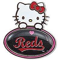 MLB Cincinatti Reds Hello Kitty Peeking Pin