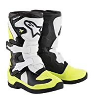 Alpinestars 2018 Kid 's tech-3ブーツ 10 2014518-125-10