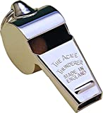 58.5 Brass Thunderer Whistle