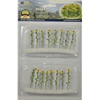 JTT Scenery Products Flowering Plants Series: Sunflowers 2 [Floral] [並行輸入品]
