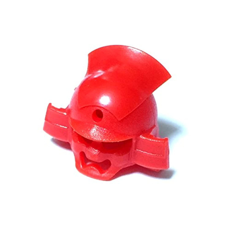 LEGOカスタム品 和物 装備品 Red Samurai Headgear (A) 【並行輸入品】