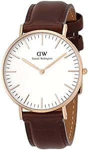 [ダニエル・ウェリントン]Daniel Wellington 腕時計 ウォッチ 0511DW Classic Bristol 36mm メンズ レディース [並行輸入品]