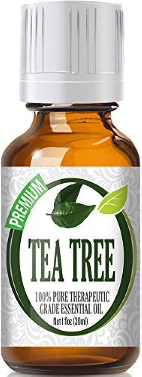 割り当てご覧ください思われるHealing Solutions Tea Tree 100% Pure Best Therapeutic Grade Essential Oil, 30 ml by Healing Solutions