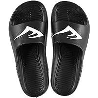 Official Brand Everlast Sliders Pool Shoes Juniors Boys Black Sandals Flip Flop Beach Shoes