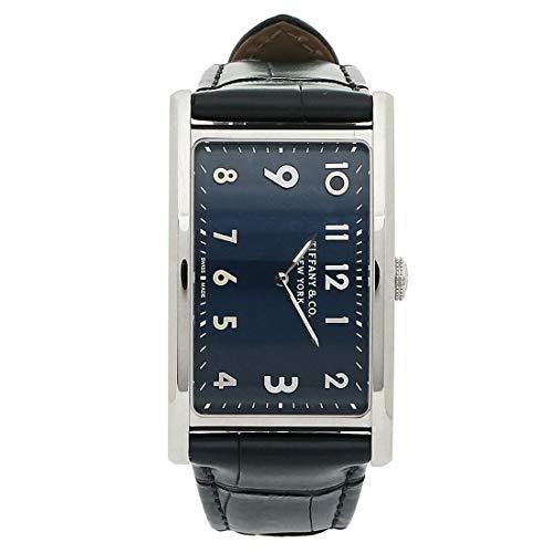 [ティファニー]腕時計 メンズ レディース TIFFANY&Co. 34677344 ネイビー シルバー [並行輸入品]