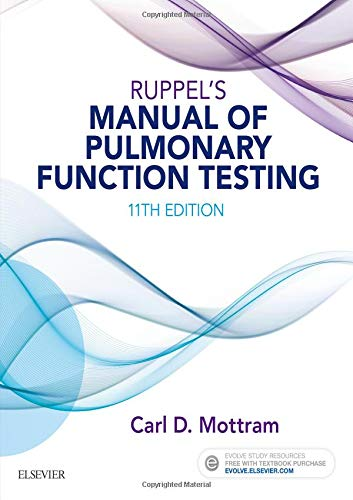 Download Ruppel's Manual of Pulmonary Function Testing, 11e 0323356257