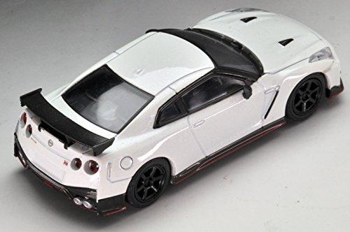 トミカリミテッドヴィンテージ ネオ 1/64 LV-N153a 日産GT-R ニスモ 2017モデル 白
