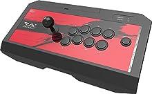 【PS4/PS3/PC対応】HORI リアルアーケードPro.V HAYABUSA ヘッドセット端子付き