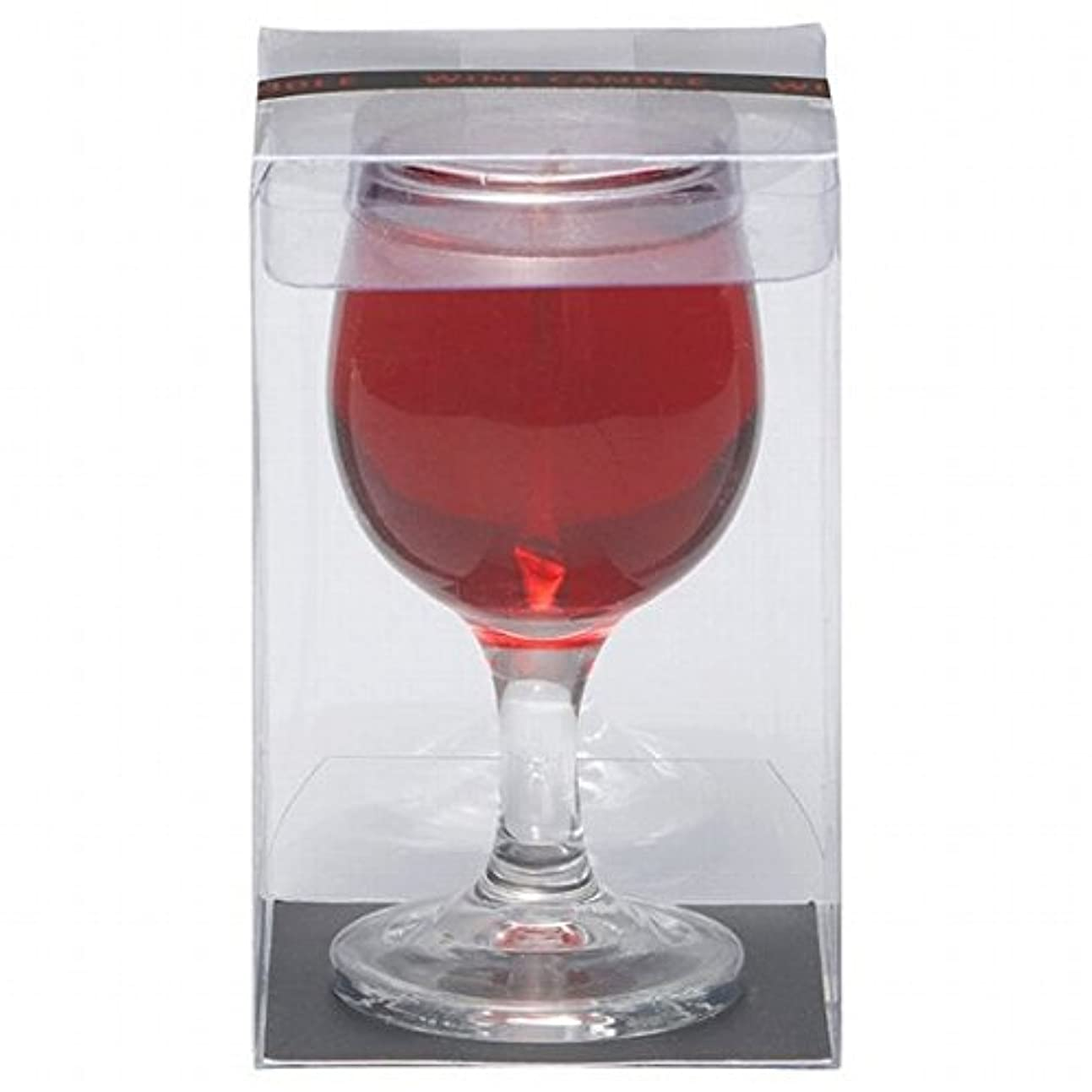 スタジアム歴史的赤字カメヤマキャンドル(kameyama candle) ワインキャンドル