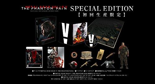 メタルギアソリッドV ファントムペイン SPECIAL EDITION - PS3