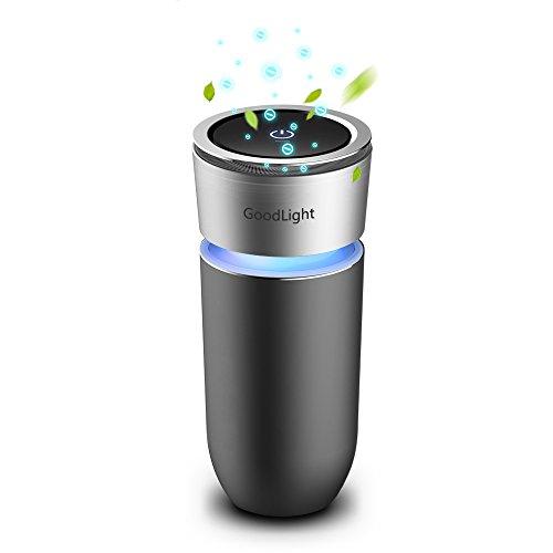 空気清浄器 イオン発生機 脱臭機 エアクリーナー 花粉 アレル物質対策 静音 HEPAフィルター U...