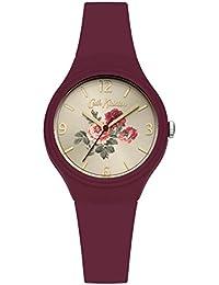 [キャスキッドソン]Cath Kidston 腕時計 3針 花柄 CKL029R レディース 【正規輸入品】