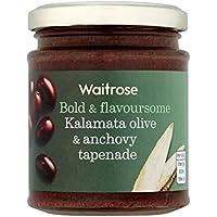 タプナードのカラマタオリーブ&アンチョビ165グラム (Waitrose) - Tapenade Kalamata Olive & Anchovy Waitrose 165g