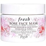 Fresh (フレッシュ) 15周年記念限定版 Rose Face Mask ローズフェイスマスク-, 100ml /3.3 fl.oz [並行輸入品] [海外直送品]