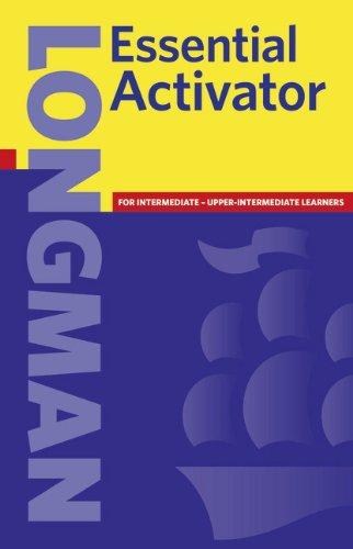 Longman Essential Activator Paperback with CD-ROM (Longman Dictonaries)の詳細を見る
