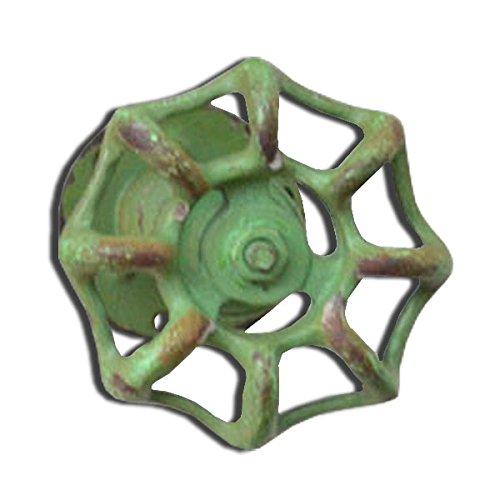 RoomClip商品情報 - 使いこなれた本物みたい☆バルブフック シングル GREEN(緑)