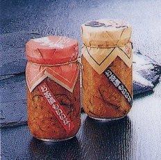 【元祖】 とうがらしもろみ(昆布生姜) 九州 八女発 元祖の味わい220g x1本