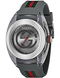 [グッチ]GUCCI 腕時計 グッチシンク グレー文字盤 YA137109  【並行輸入品】