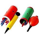 ♠zqion. 剣が風船をはく 気球復元のマジック 針を通すと風船が破れない 2個入