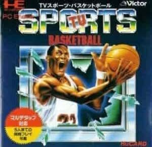 TVスポーツバスケットボール 【PCエンジン】