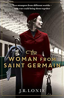 The Woman From Saint Germain by [Lonie, J.R.]