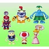 ユージン 任天堂 ボックスフィギュア Vol.2 スーパーマリオ サンシャイン編 全6種