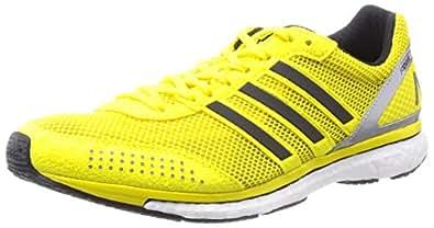 [アディダス] adidas ランニングシューズ adizero Japan boost 2 S77896 S77896 (ボールドイエロー/コアブラック/シルバーメット/25.0)