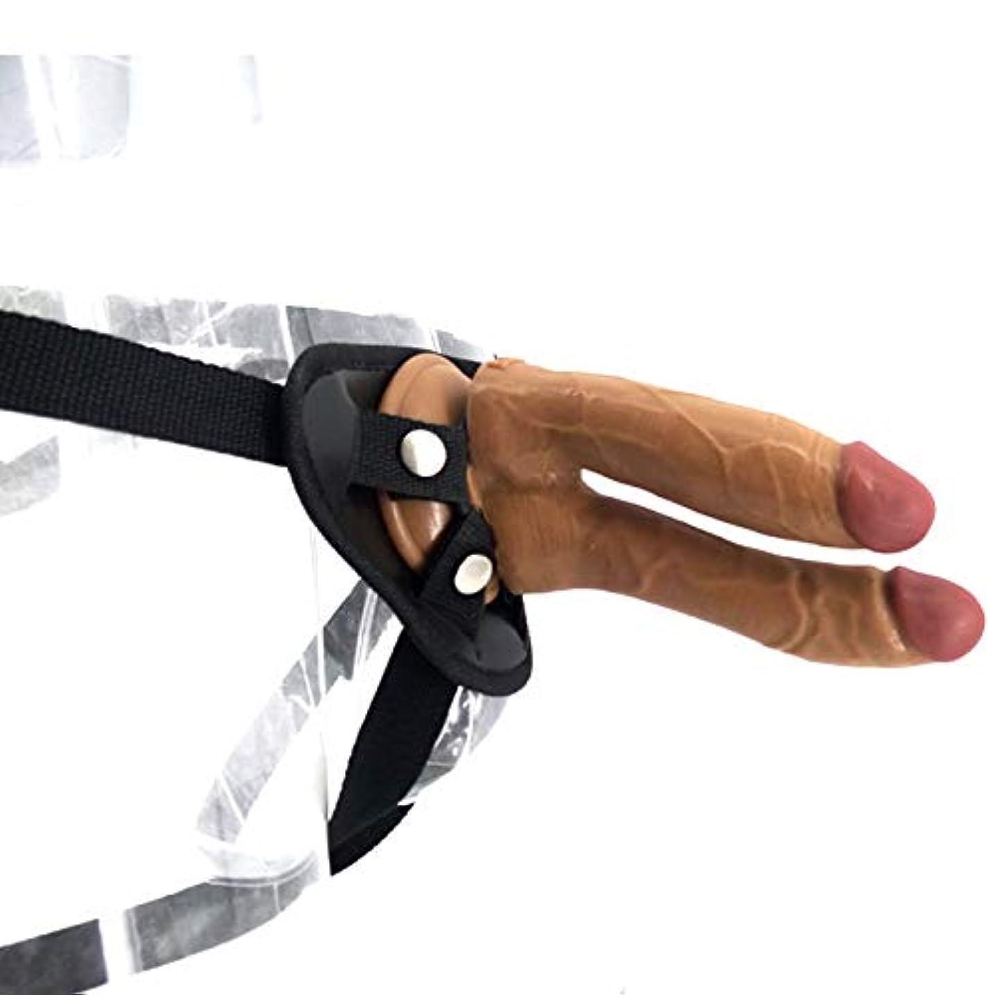 大聖堂違法トリクルKGJJHYBGTOY ソフトワンド - セックスの役割は、静かな玩具を再生するためのストラップǒn RELAX MASSAGE BODY