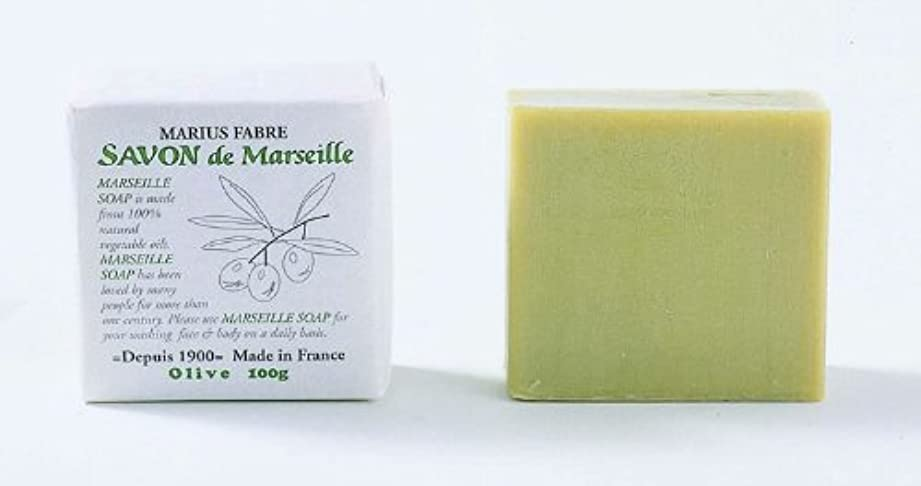 取り扱い中にマントルサボン ド マルセイユ オリーブ 100g