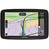 TomTom Car Sat Nav VIA 53, 5 Inch with Handsfree Calling, Updates via Wi-Fi, real-time traffic updates via Smartphone, Australia, New Zealand and Southeast Asia Maps, Smartphone Messages, Capacitive Screen