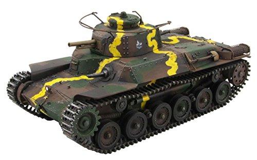 ファインモールド ガールズ&パンツァー 九七式中戦車 チハ 57mm砲・新車台 1/35スケール プラモデル 41110