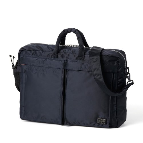 (ヘッド・ポーター) HEAD PORTER | TANKER-ORIGINAL | BRIEF CASE NAVY
