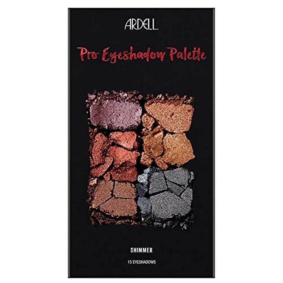 楕円形スタンド魔術[Ardell] Ardell美のプロアイシャドウパレットきらめき - Ardell Beauty Pro Eyeshadow Palette Shimmer [並行輸入品]