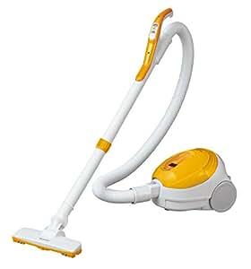 シャープ 掃除機 紙パック式 オレンジ系 EC-KP7F-D