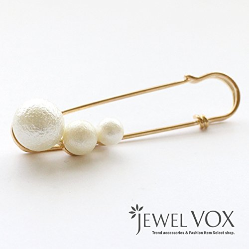 [해외]코튼 펄 바람 그라데이션 퀼트 핀 JewelVOX (보석 상자)/Cotton pearl style gradation quilt pin Jewel VOX (jewel box)