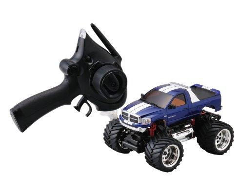 ミニッツ Monster EX レディセット ダッジラム 1500 メタリックブルー 30091MB