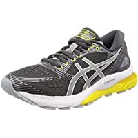 ASICS Australia Gel-Nimbus 21 Women's Running Shoe, Dark Grey/Mid Grey