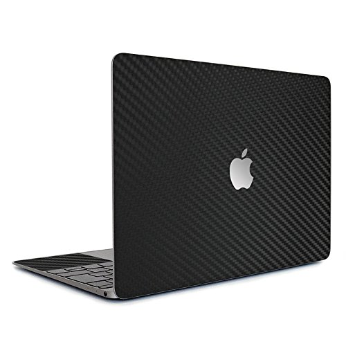 wraplus for MacBook Pro Retina 13 インチ 【ブラックカーボン】 スキンシール (Late2012 ~ Early2015)