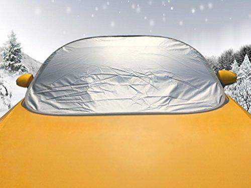 LykusSource車フロントガラスカバー 雪対策 凍結防...